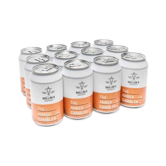 Amber Gambler 12 x 300ml can