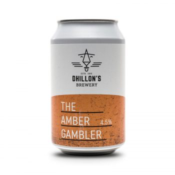Amber Gambler 300ml can