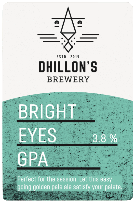Bright Eyes GPA Label
