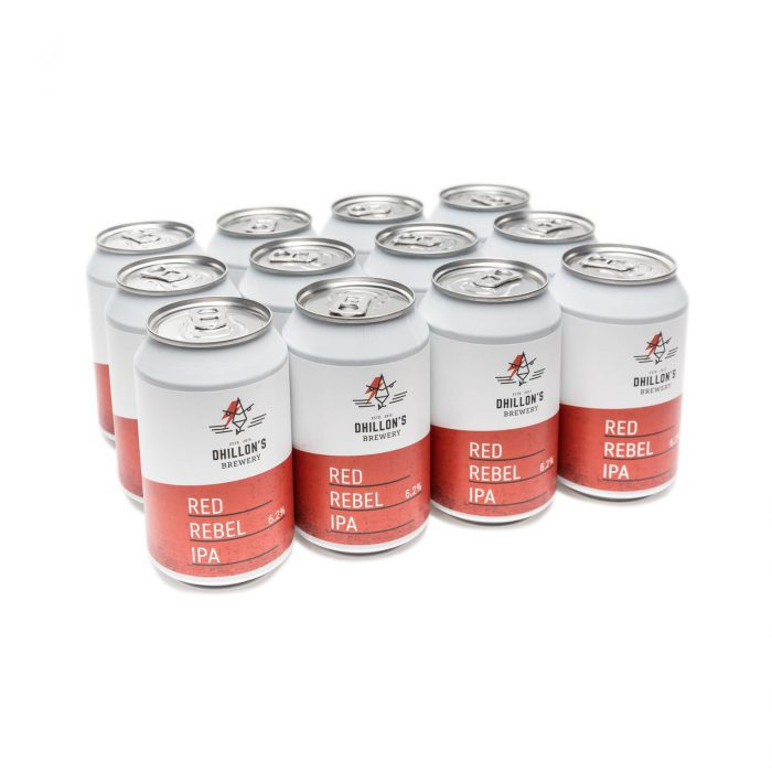 Red Label 12 x 300ml can
