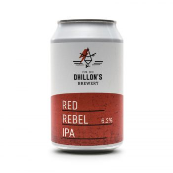 Red Label IPA 300ml can