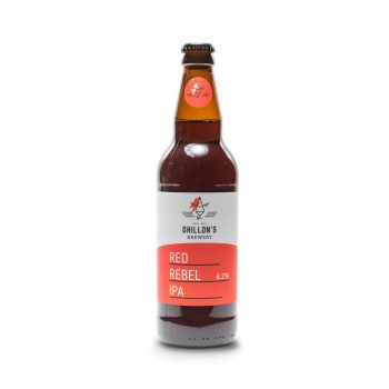 Red Rebel IPA Single