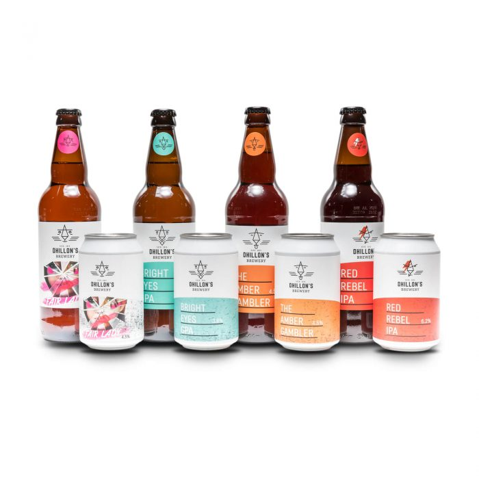 Dhillons Brewery Mix Pack