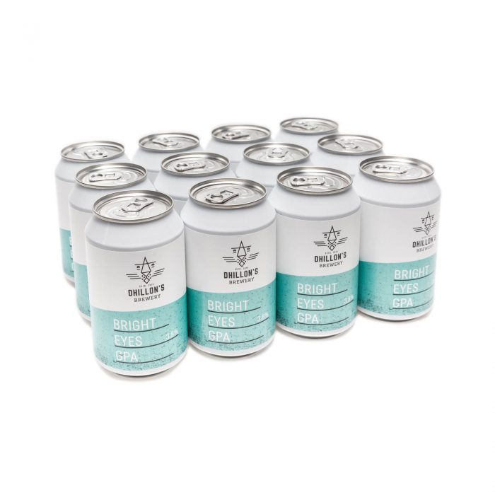 Dhillons Bright Eyes 12 x 300ml can