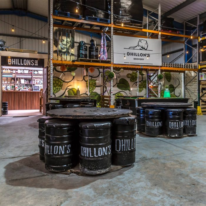 Dhillon's Brewery Tour